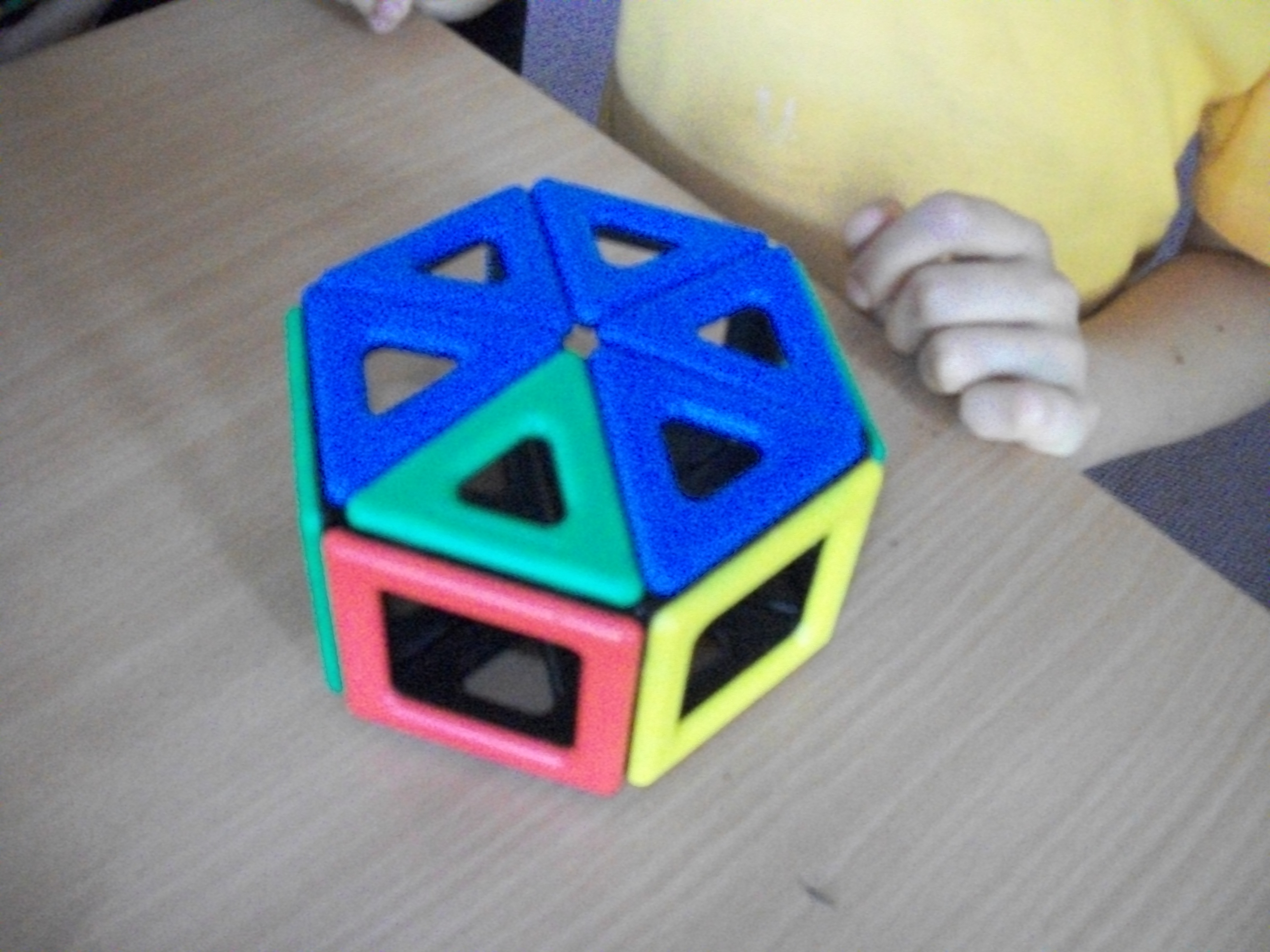 Heptagon Objects - ma